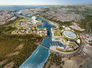 master planning renderings-- Dubai