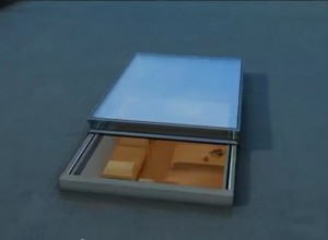 product presentation of Smart Sliding Skylight .mov