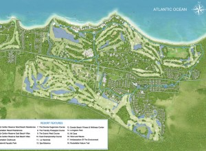 Dorado Beach Resort Map