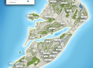 Hilton Head Island Resort Map