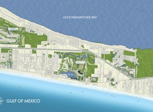 Miramar Beach Community Map